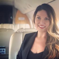 Janina Luther Houston Tx Flight Attendant