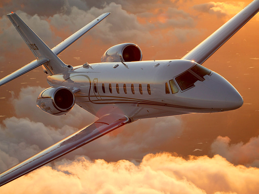 Eugene Or Murphy Plywood Acquires Cessna Citation