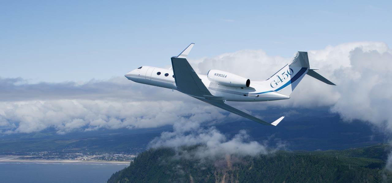 Las Vegas Nv Sands Corp G450 Makes 17 Aircraft Fleet