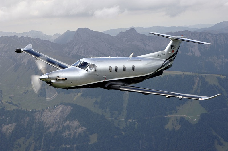 Portsmouth Nh Iron Mountain Acquires Pilatus Pc 12