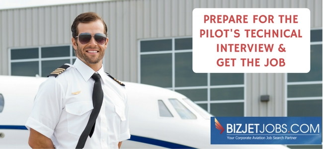 How To Prepare For The Pilot S Technical Interview Amp Get