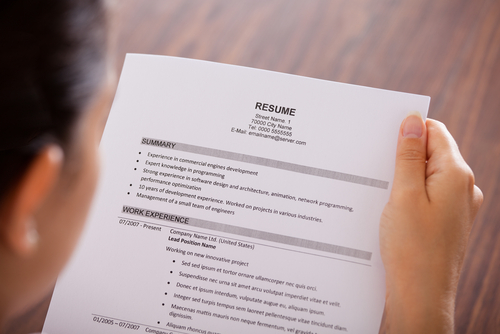 Pilot Resume Writing: Using Contextualized Keywords To Get The Job