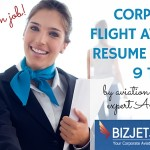 Corporate Flight Attendant Resume Sample & 9 Tips