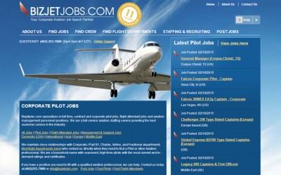 Citation Pilot Jobs - BizJetJobs com