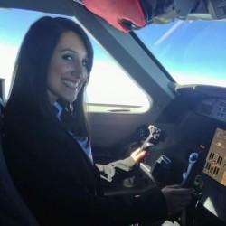 Raquel Martinez Columbus Oh Flight Attendant