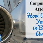 Corporate Flight Attendants: How to Market Yourself in Business Aviation