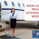 Commercial Flight Attendant to Private Flight Attendant – What You Need to Know